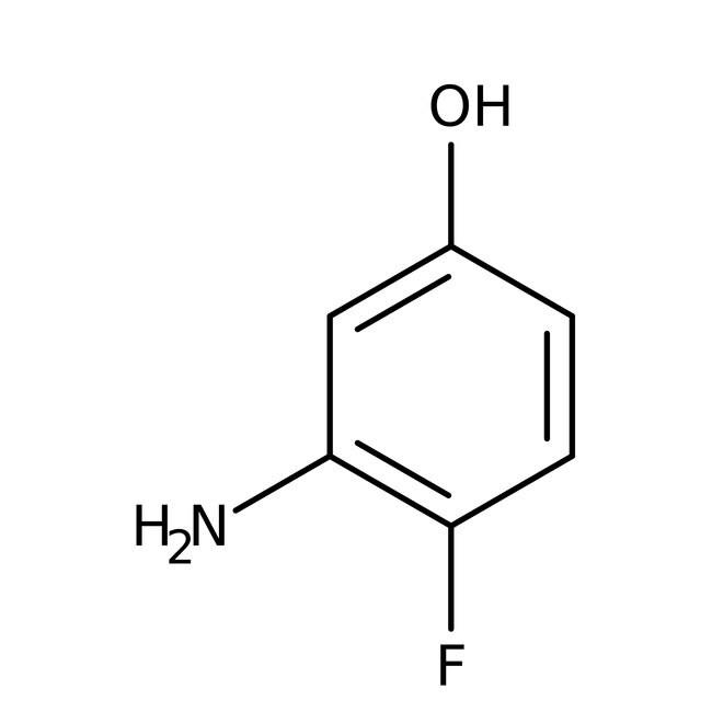 Alfa Aesar™3-Amino-4-Fluorphenol, 98% 1g Alfa Aesar™3-Amino-4-Fluorphenol, 98%