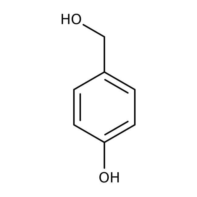 4-Hydroxybenzyl alcohol, 97%, ACROS Organics™