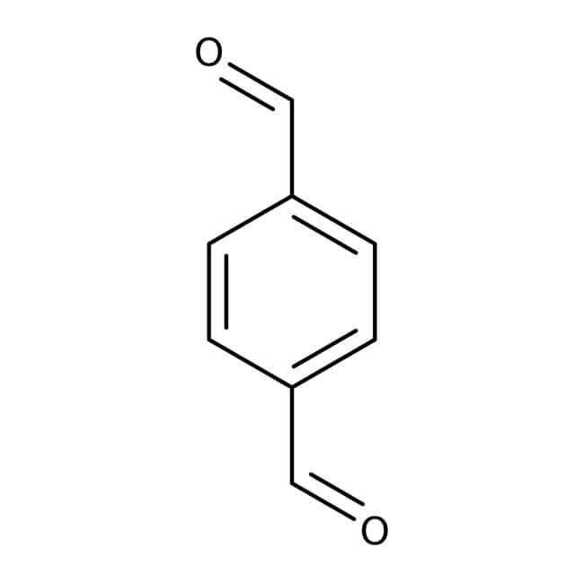 Terephthaldicarboxaldehyde, 98%, ACROS Organics™: Benzene and substituted derivatives Benzenoids
