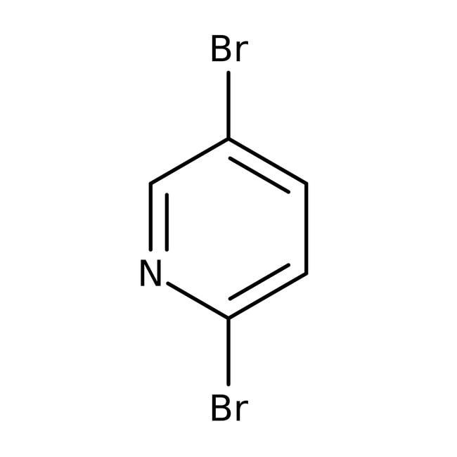 2,5-Dibromopyridine, 97%, ACROS Organics™