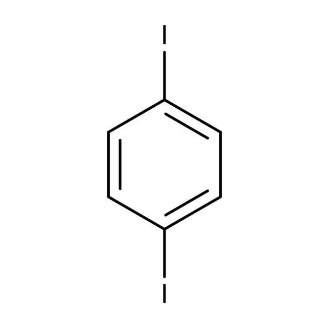 1,4-Diiodobenzene, 98%, ACROS Organics