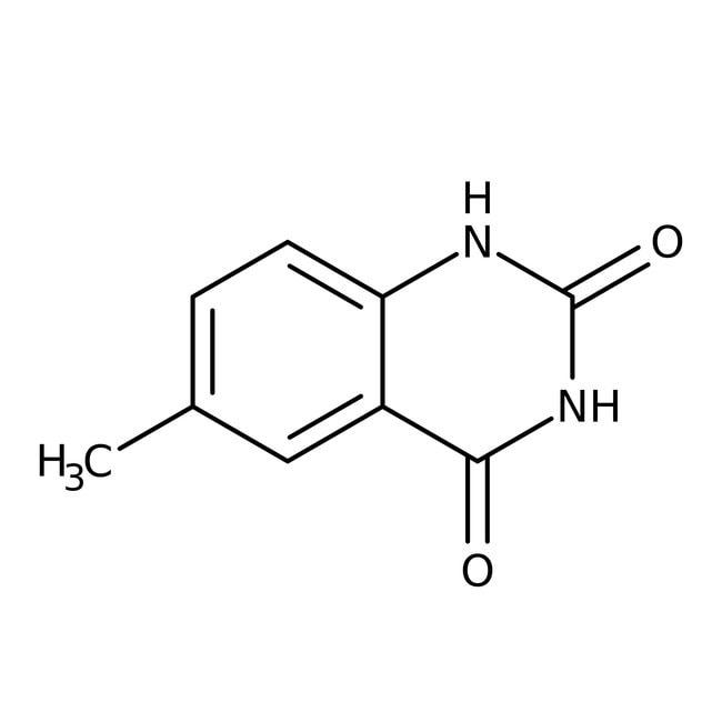 Alfa Aesar™6-Methylquinazoline-2,4(1H,3H)-dione, 97% 5g Alfa Aesar™6-Methylquinazoline-2,4(1H,3H)-dione, 97%