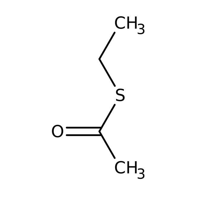 Alfa Aesar™Tioacetato de S-etilo, +98 % 100g Alfa Aesar™Tioacetato de S-etilo, +98 %