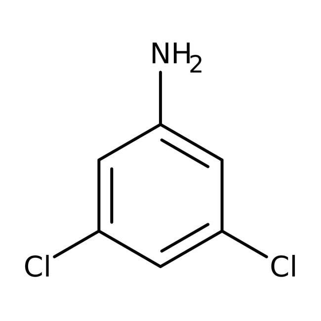 3,5-Dichloroaniline, 98%, ACROS Organics™