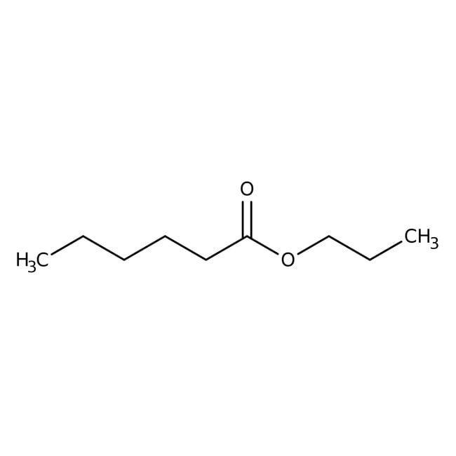 Alfa Aesar™Hexanoato de n-propilo, 98 % 500g Alfa Aesar™Hexanoato de n-propilo, 98 %
