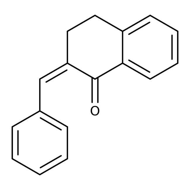 Alfa Aesar™2-Bencilideno-1-tetralona, 97 % 5g Alfa Aesar™2-Bencilideno-1-tetralona, 97 %