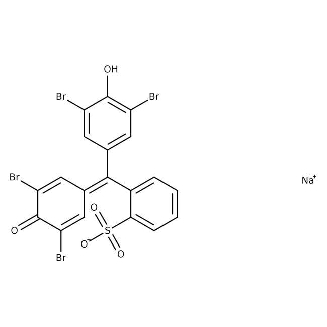 Bleu de bromophénol, sel de sodium, Acros Organics™ 10g Bleu de bromophénol, sel de sodium, Acros Organics™