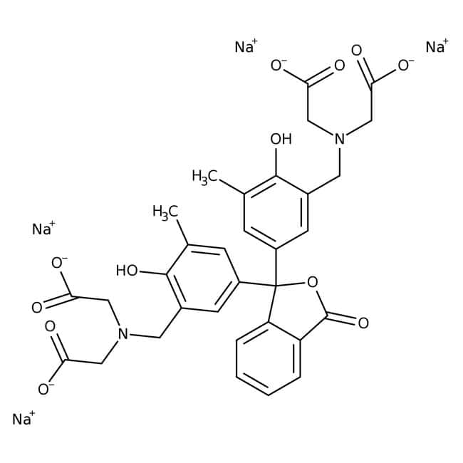 Alfa Aesar  o-Cresolphthalein complexone tetrasodium salt