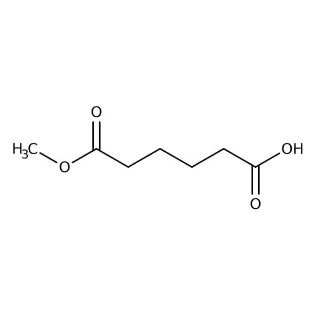 Monomethyl-Adipat 98 %, ACROS Organics™ 25 g-Glasflasche Monomethyl-Adipat 98 %, ACROS Organics™