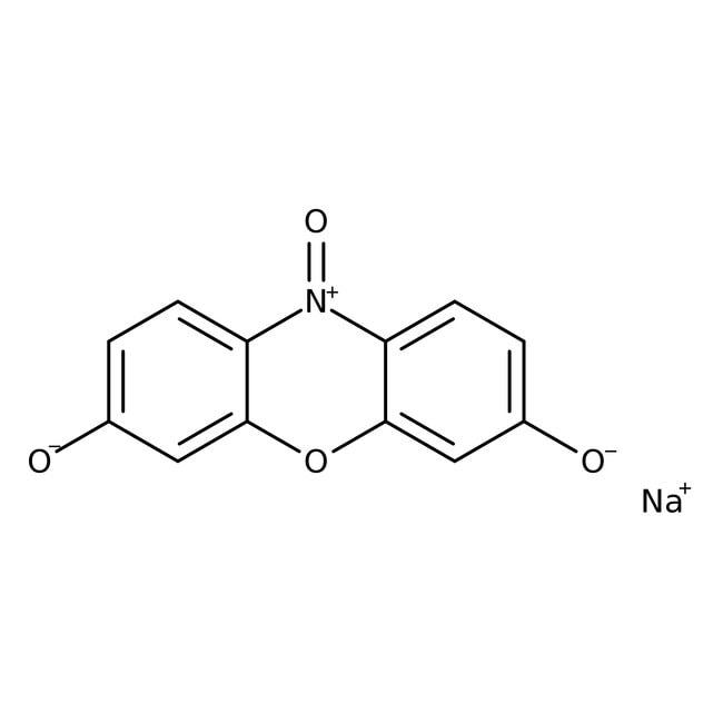 Resazurin, Sodium Salt, High Purity Biological Stain, ACROS Organics