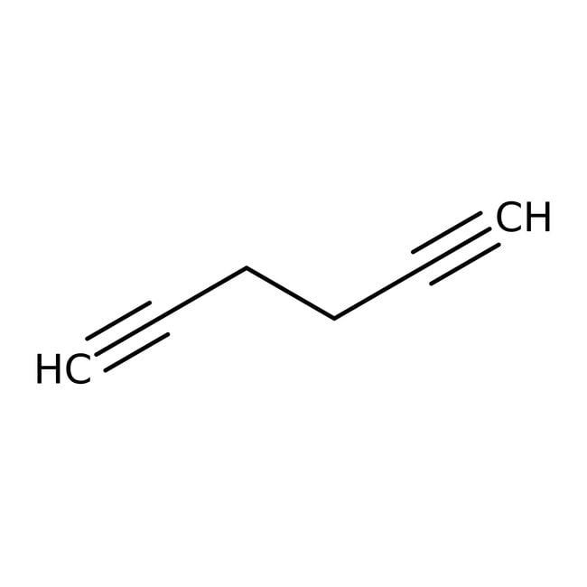Alfa Aesar™1,5-hexadiyne, 50% en pentane 2g Alfa Aesar™1,5-hexadiyne, 50% en pentane