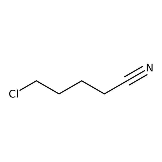 Alfa Aesar™5-Chlorovaleronitrile, 97% 50g prodotti trovati