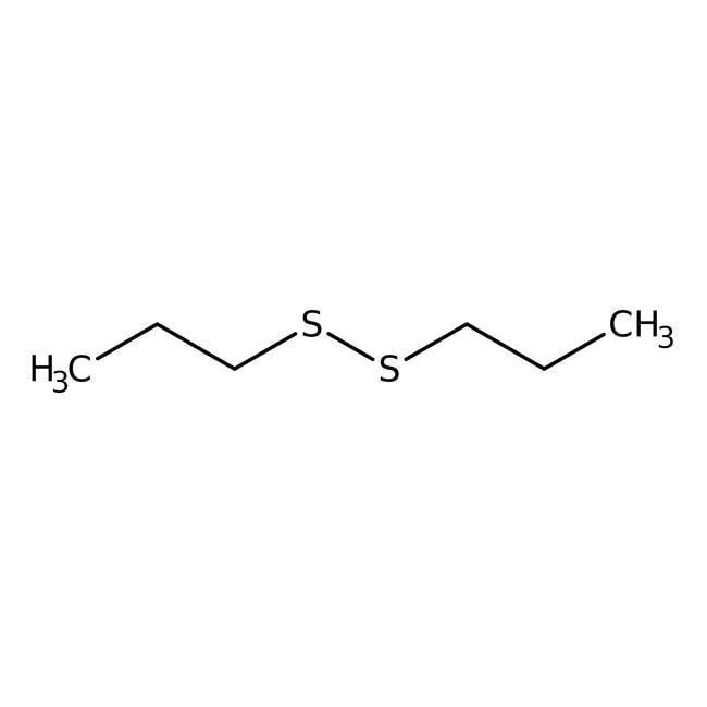 Propyl disulfide, 99%, ACROS Organics™