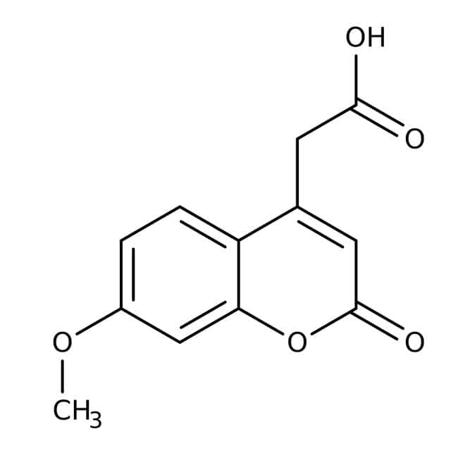 Alfa Aesar  7-Methoxycoumarin-4-acetic acid