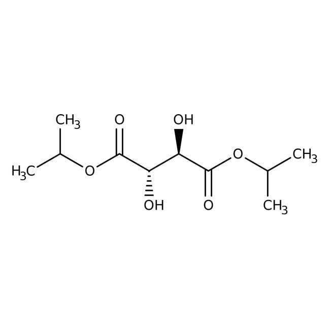 (-)-Diisopropyl D-tartrate, 99%, ACROS Organics