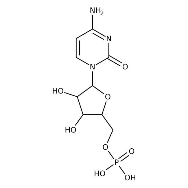 Cytidine 5'-monophosphate hydrate, 99%, ACROS Organics™