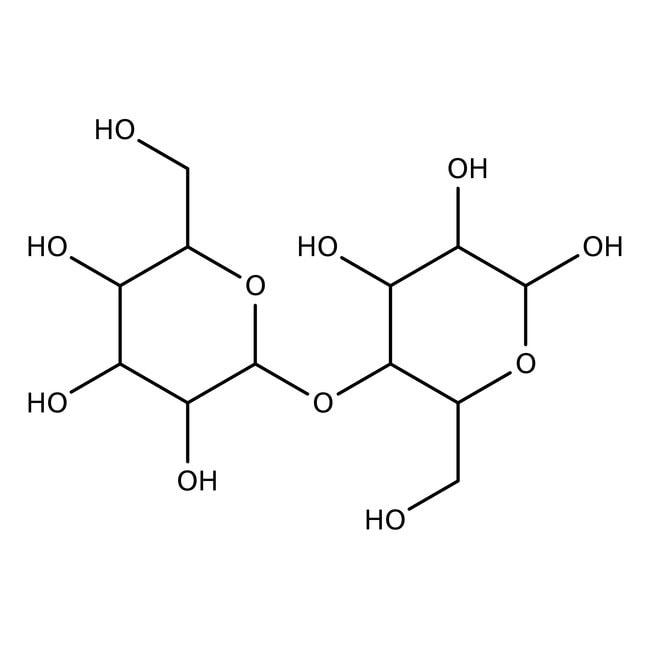Lactose Monohydrate, Extra Pure, SLR, Fine Powder, Fisher Chemical 1kg, Plastic powder jar Lactose Monohydrate, Extra Pure, SLR, Fine Powder, Fisher Chemical