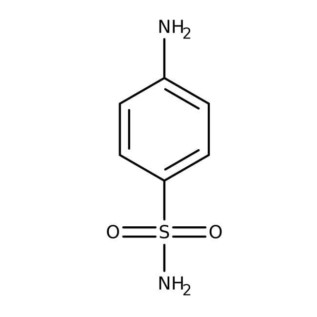Sulfanilamide 98%, ACROS Organics™: Sulfonyls Organosulfur compounds