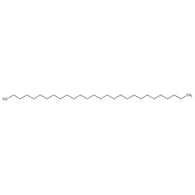 Octacosane, 99+%, ACROS Organics™ 5g; Glass bottle Octacosane, 99+%, ACROS Organics™