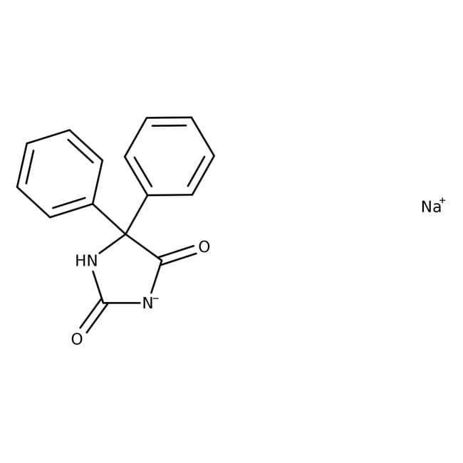 5,5-Diphenylhydantoin sodium salt, 99%, ACROS Organics™