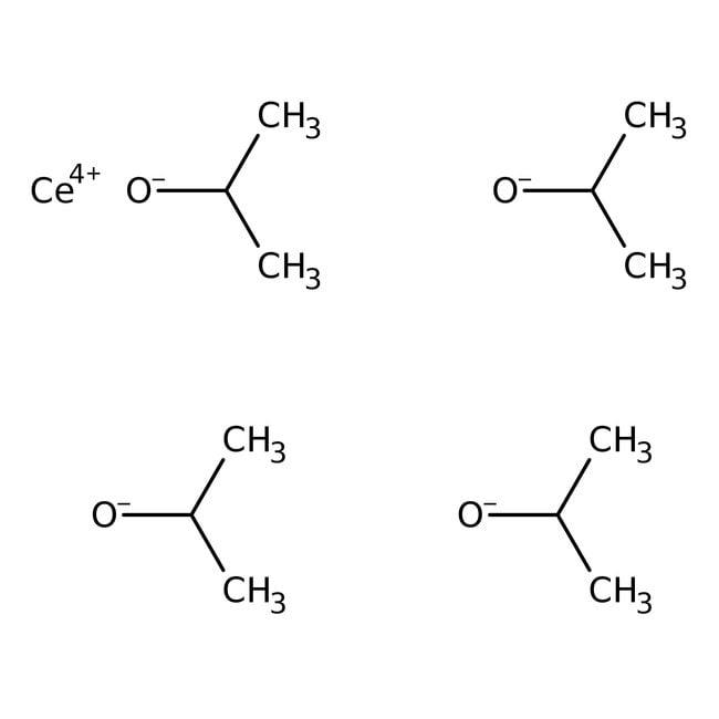 Alfa Aesar™Cerium(IV) isopropoxide, Ce 37-45%