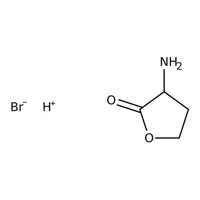 alpha-Amino-gamma-butyrolactone hydrobromide, 99%, ACROS Organics™
