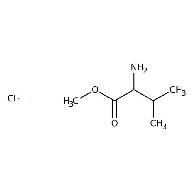 L-Valine methyl ester hydrochloride, 99%, ACROS Organics™