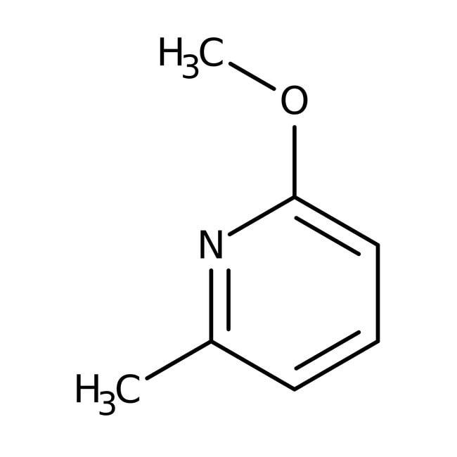 2-Methoxy-6-methylpyridine 98.0+%, TCI America™