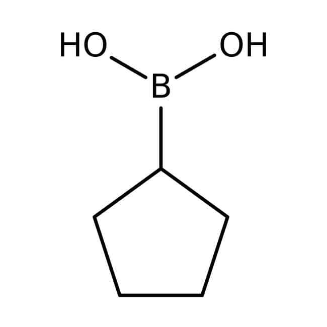 Acide cyclopentylboronique, 95 %, ACROS Organics™ 1 g Acide cyclopentylboronique, 95 %, ACROS Organics™