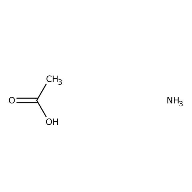 Ammonium Acetate, ∽99%, (Crystalline), MP Biomedicals