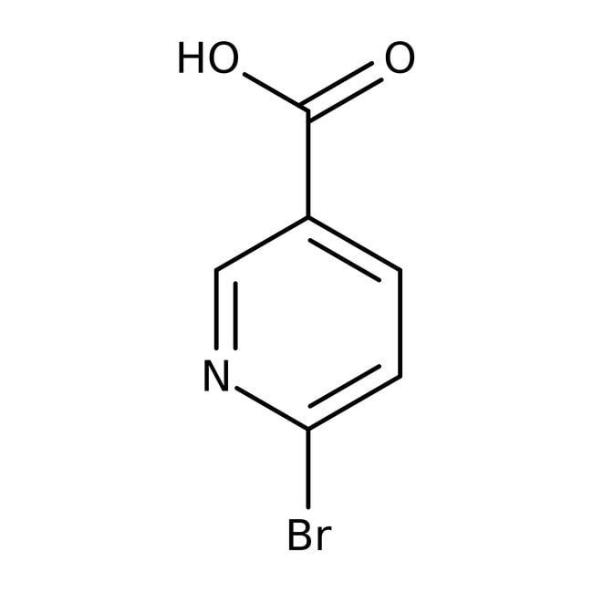 6-Bromonicotinic acid, 96%, ACROS Organics™