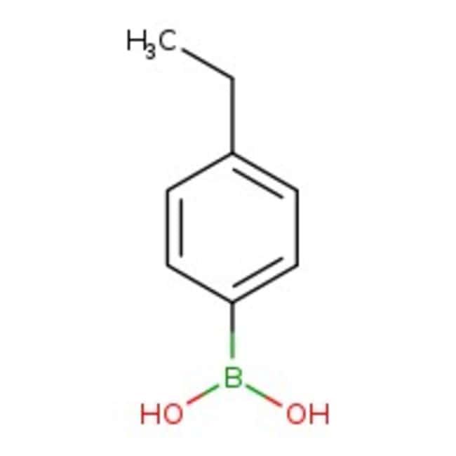 4-Ethylphenylboronic acid, 97%, Acros Organics
