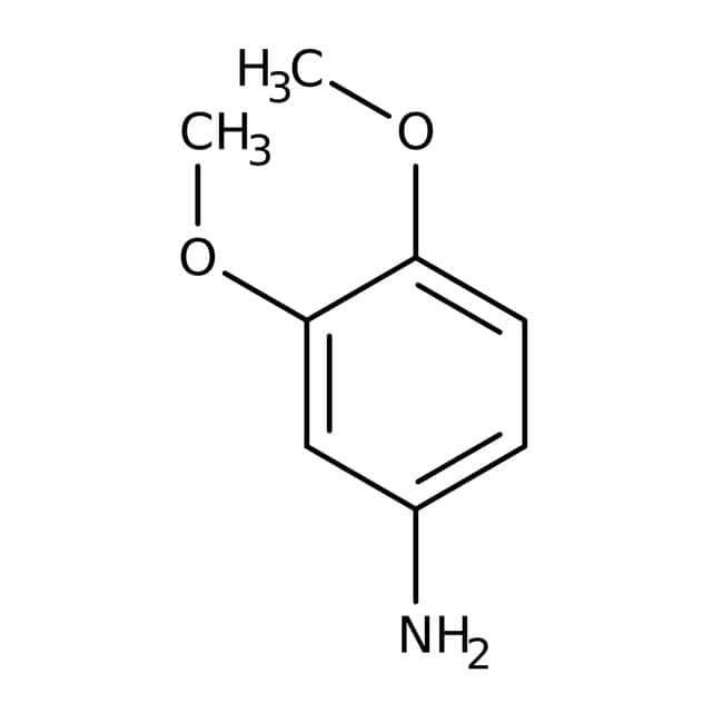 4-Aminoveratrole, 98%, ACROS Organics™