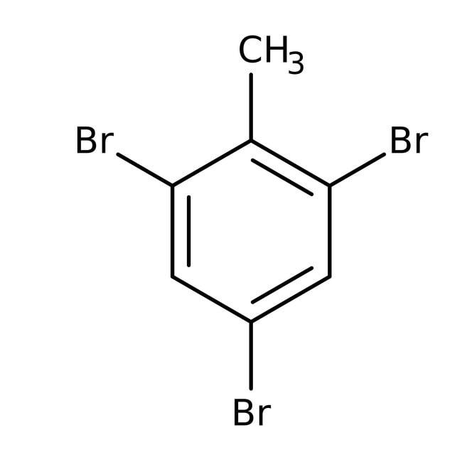 Alfa Aesar™2,4,6-Tribromtoluol, 98+% 50g Alfa Aesar™2,4,6-Tribromtoluol, 98+%