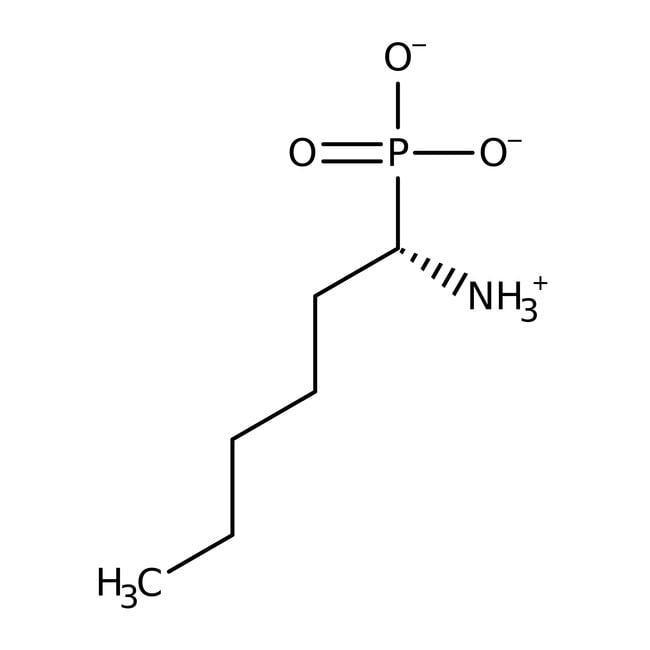 (1-Aminohexyl)phosphonic acid, 97%, ACROS Organics
