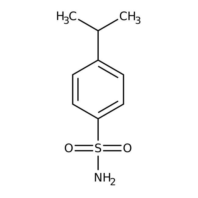 Alfa Aesar™4-Isopropylbenzensulfonamid, 97% 5g Alfa Aesar™4-Isopropylbenzensulfonamid, 97%