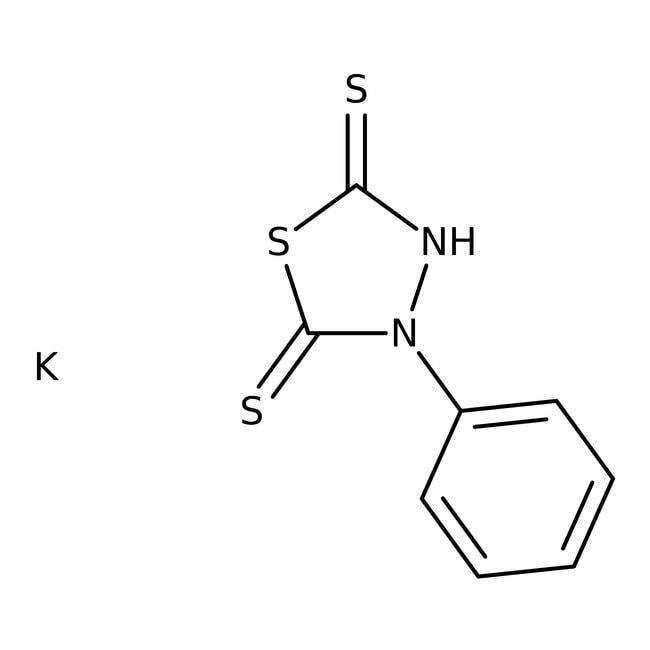 Alfa Aesar™5-Mercapto-3-phenyl-1,3,4-thiadiazole-2(3H)thione potassium salt