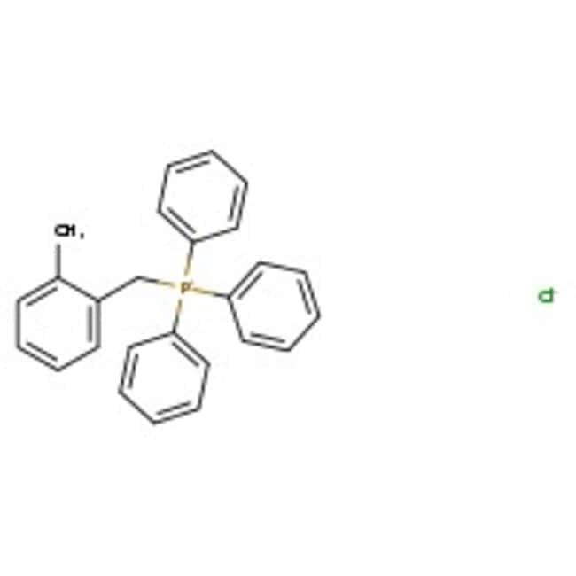Alfa Aesar™(2-Methylbenzyl)triphenylphosphonium chloride, 98+% 250g Alfa Aesar™(2-Methylbenzyl)triphenylphosphonium chloride, 98+%
