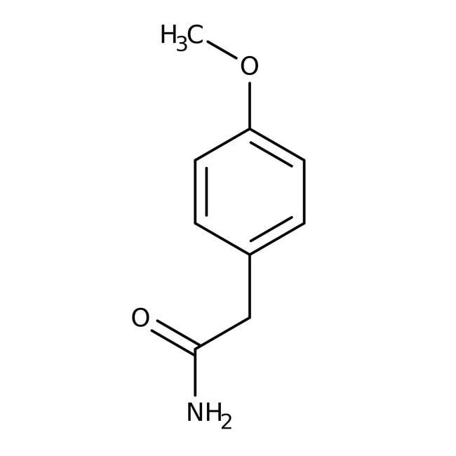 Alfa Aesar™4-Methoxyphenylacetamide, 98% 25g Alfa Aesar™4-Methoxyphenylacetamide, 98%