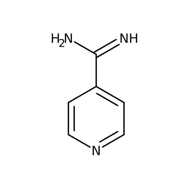 Alfa Aesar™4-Amidinopyridine hydrochloride, 98+% 25g Alfa Aesar™4-Amidinopyridine hydrochloride, 98+%