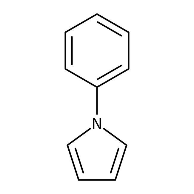 Alfa Aesar™1-Phenylpyrrole, 99% 25g Alfa Aesar™1-Phenylpyrrole, 99%