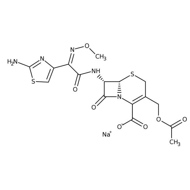 Cefotaxime, 98%, ACROS Organics™ 5g Cefotaxime, 98%, ACROS Organics™