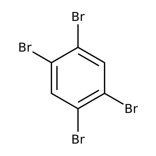 1,2,4,5-Tetrabromobenzene, 97%, ACROS Organics