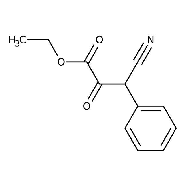 Alfa Aesar™3-Ciano-3-fenilpiruvato de etilo, 97% 5g Alfa Aesar™3-Ciano-3-fenilpiruvato de etilo, 97%