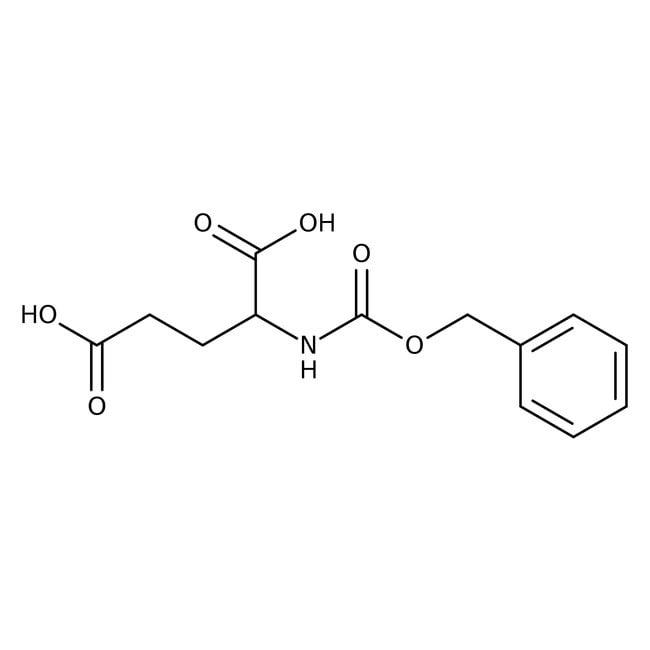 N-Carbobenzoxy-D-glutamic Acid 98.0 %, TCI America