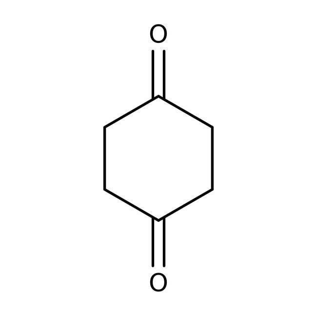 Alfa Aesar™1,4-Cyclohexanedione, 98% 100g Alfa Aesar™1,4-Cyclohexanedione, 98%