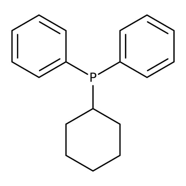 Alfa Aesar™Cyclohexyldiphenylphosphin, 98% 25g Alfa Aesar™Cyclohexyldiphenylphosphin, 98%