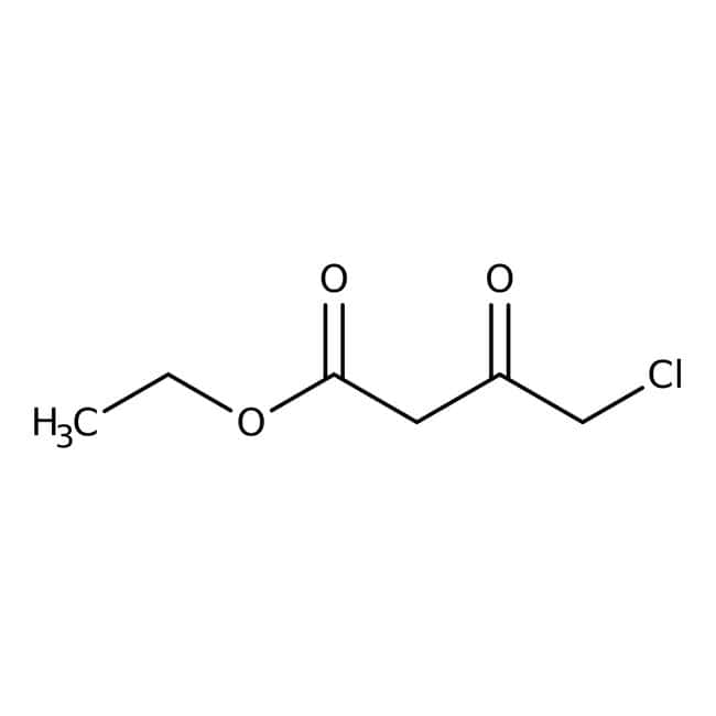 Ethyl 4-chloroacetoacetate, 98%, ACROS Organics™ 50g Ethyl 4-chloroacetoacetate, 98%, ACROS Organics™