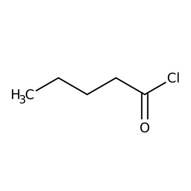 Alfa Aesar™Valerylchlorid, 98%: Acyl halides Organohalogen compounds