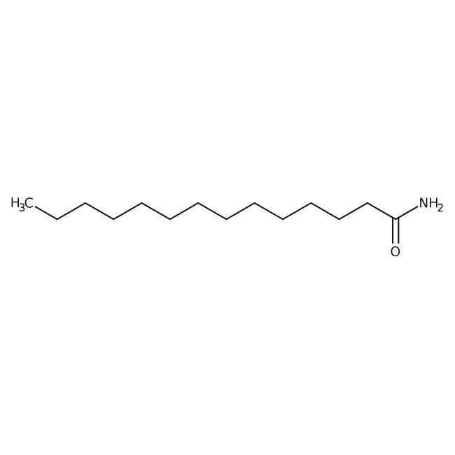 Alfa Aesar™n-Tetradecanamide, 98% 5g Alfa Aesar™n-Tetradecanamide, 98%